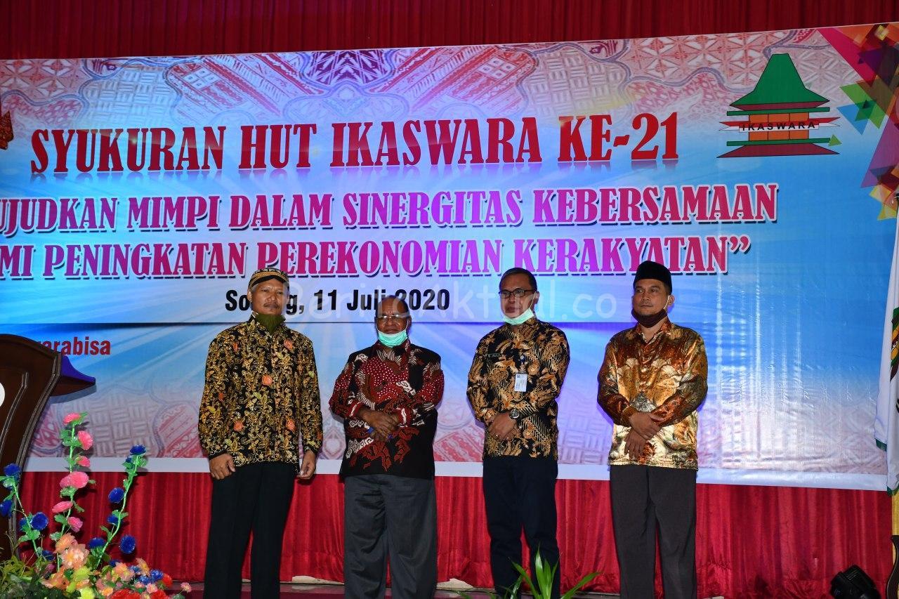 Ikaswara Kota Sorong Rayakan HUT ke 21 1 IMG 20200711 WA0074