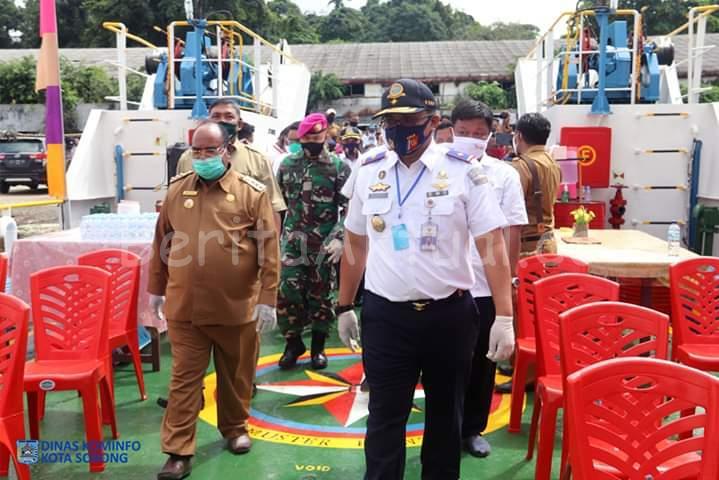 KM Gandha Nusantara 15 Siap Layani Rute Sorong Jefman, Soop Dan Ram 16 IMG 20200714 WA0002