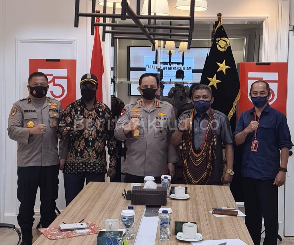 Anak Papua Juga Bisa Jabat Kapolres di Papua Barat 13 20200814 132114