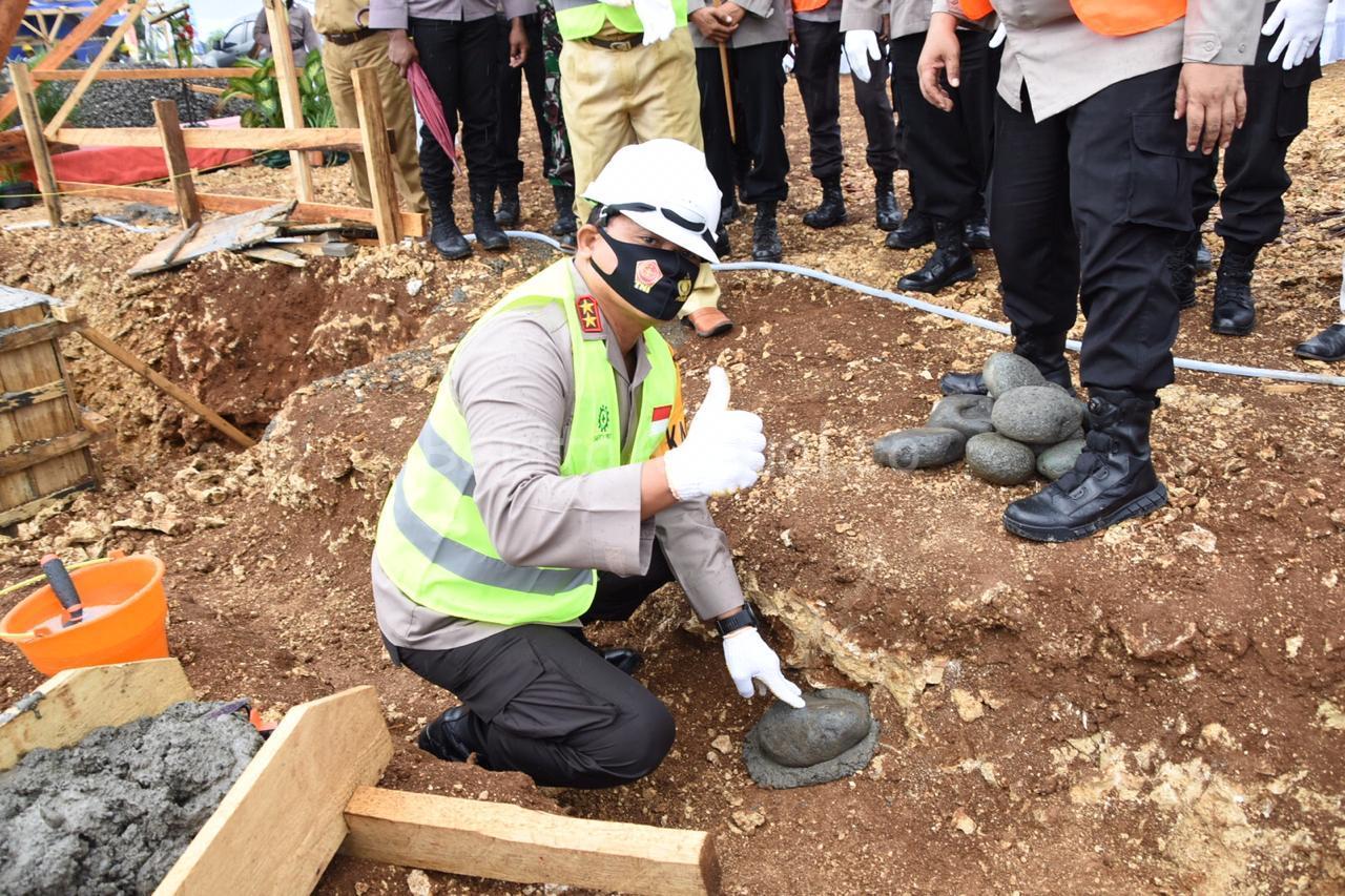 Bangun Mako Brimob di Lahan 22 Hektar, Papua Barat Gunakan APBN 4,9 Miliar 1 IMG 20200804 WA0027