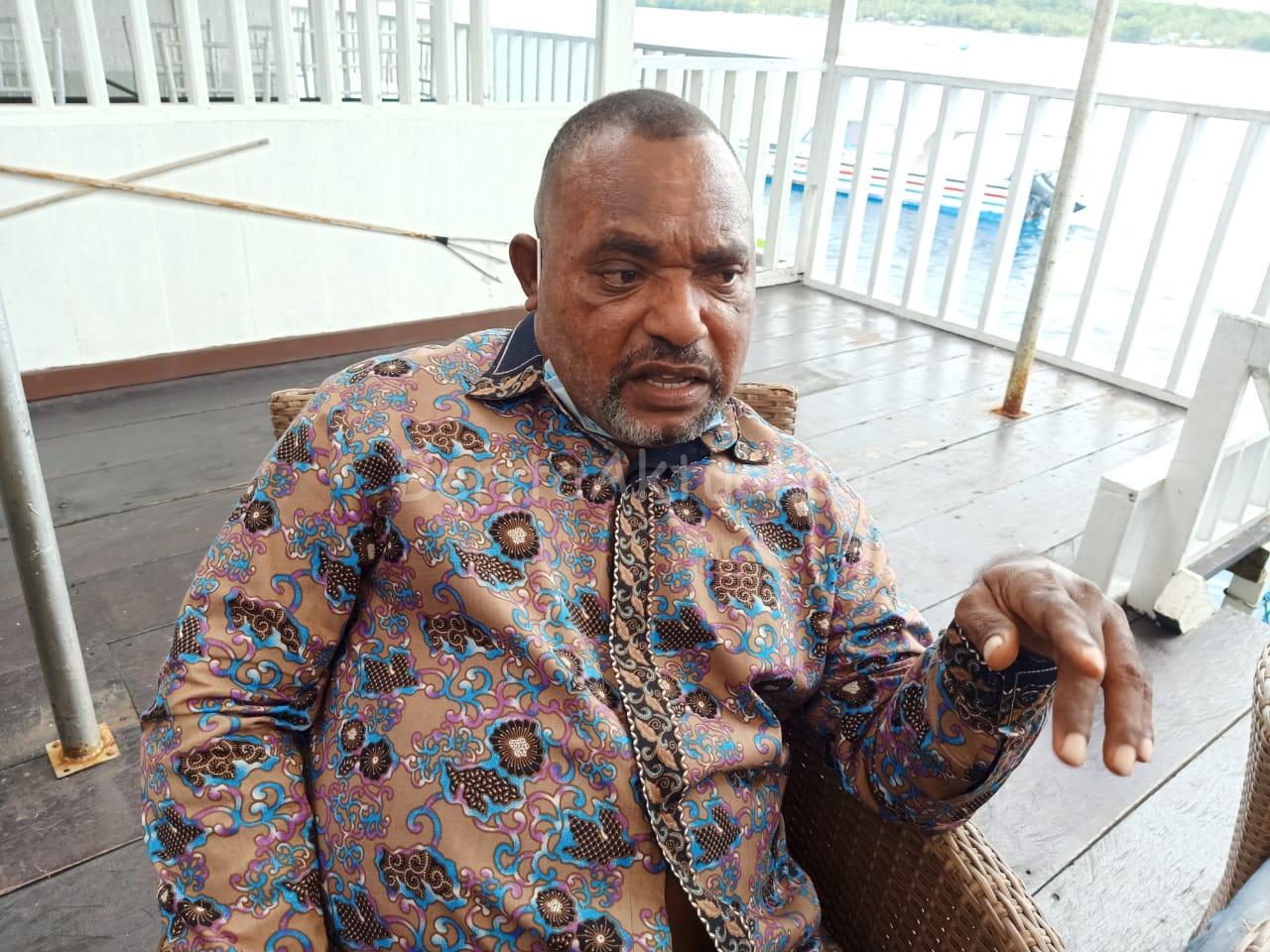 Jimmy Idjie: Kepala Daerah di Papua Barat Harus Contohi Bupati Paniai 1 IMG 20200805 WA0051