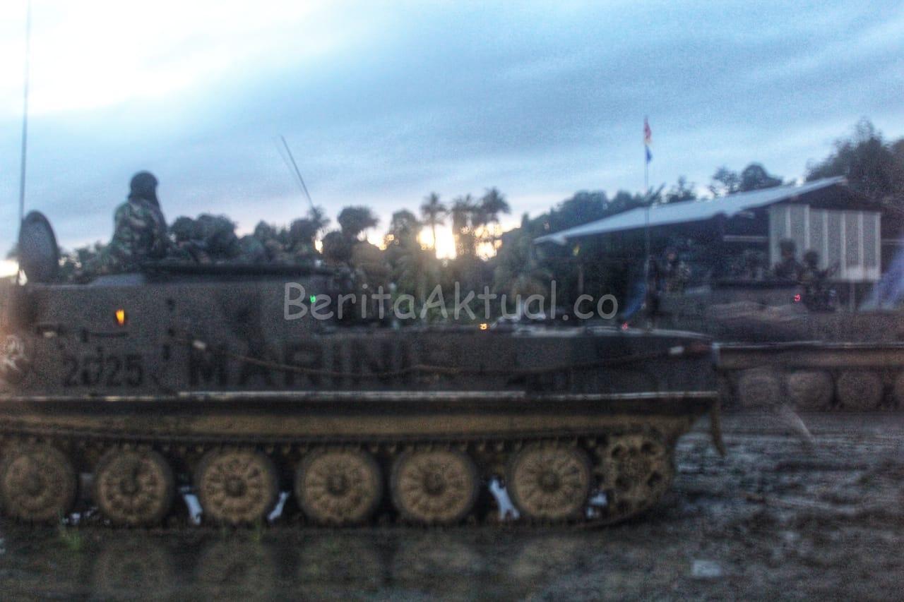 Pasukan TNI AL Serbu Pantai Arar Yang Dikuasai Musuh 5 IMG 20200810 WA0028