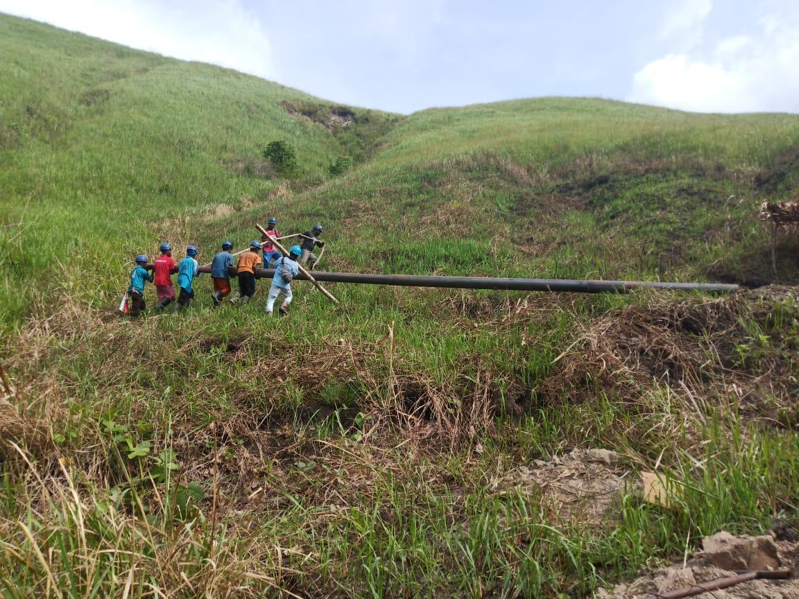 Masih 427 Kampung di Papua dan Papua Barat Belum Menikmati Listrik 16 IMG 20200813 WA0050 1