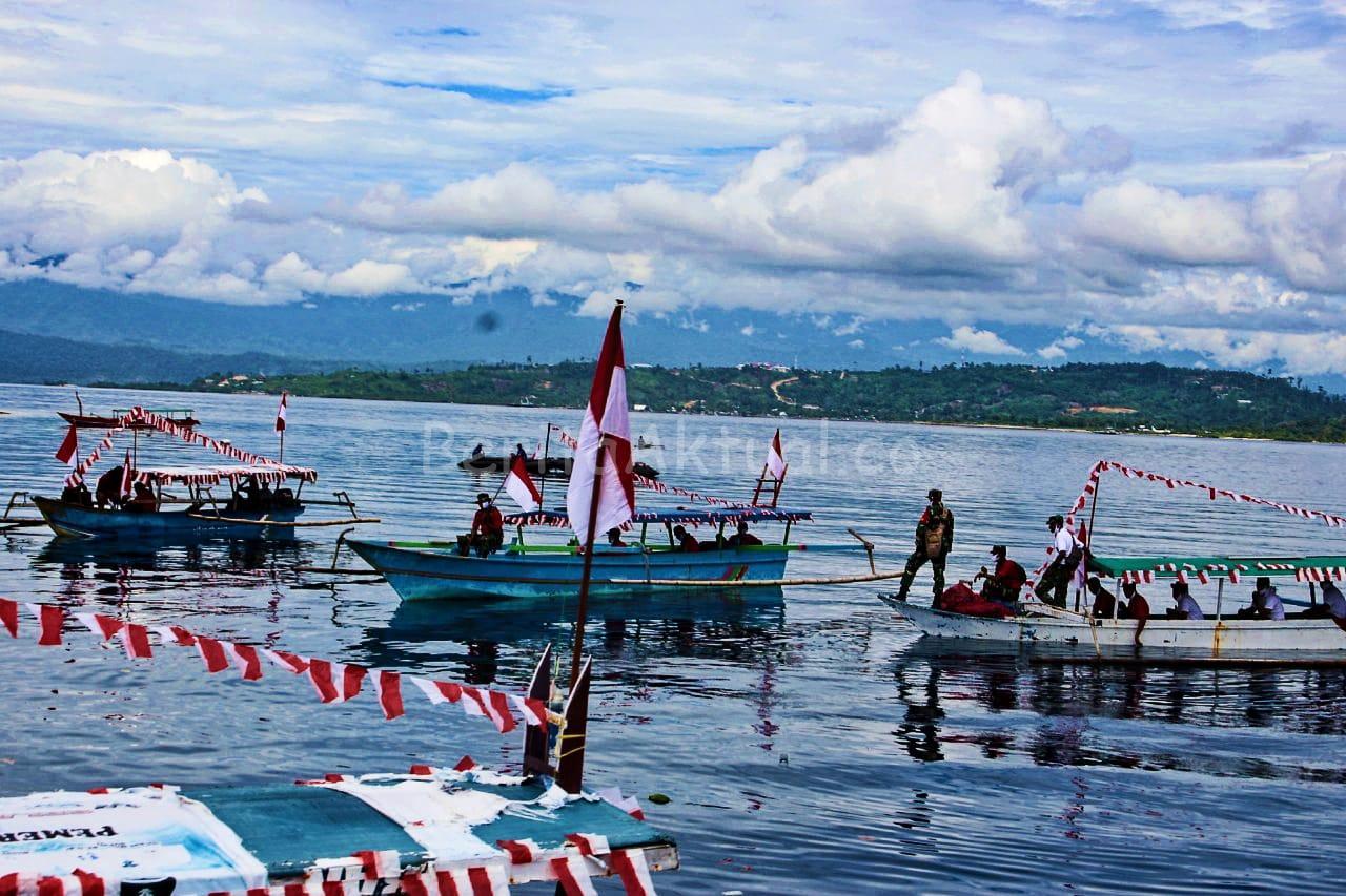 Kodim 1801 Manokwari Bersihkan Terumbu Karang Dari Sampah di Pulau Mansinam 3 IMG 20200815 WA0072