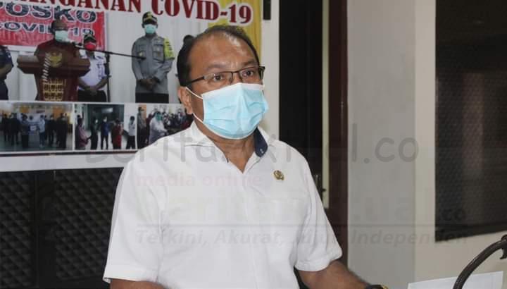 Pasien Sembuh Covid-19 di Kota Sorong Meningkat Jadi 258 Orang 1 IMG 20200819 WA0026