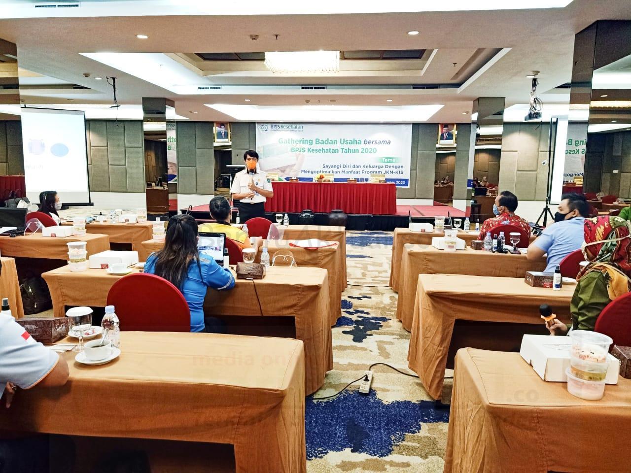 Optimalkan JKN-KIS, 53 Perusahaan di Manokwari Ikut Gathering BPJS Kesehatan 31 IMG 20200819 WA0031