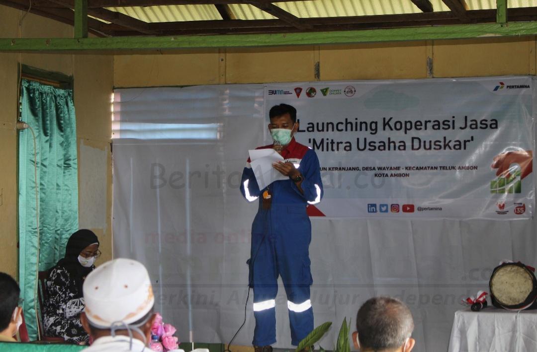 Bentuk Koperasi Tani Dusun Kranjang Maluku, Pertamina Komit Kuatkan Ekonomi Ditengah Pandemi 3 20200916 185037