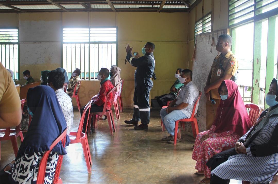 Bentuk Koperasi Tani Dusun Kranjang Maluku, Pertamina Komit Kuatkan Ekonomi Ditengah Pandemi 2 20200916 185052