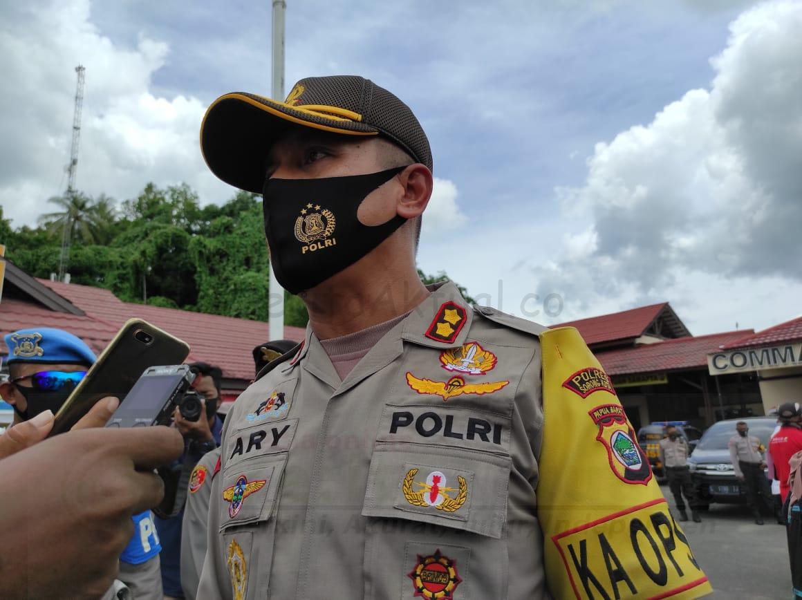 Kematian RU, Tiga Anggota Tahti Polres Sorong Kota Bakal Diperiksa 2 IMG 20200901 WA0037