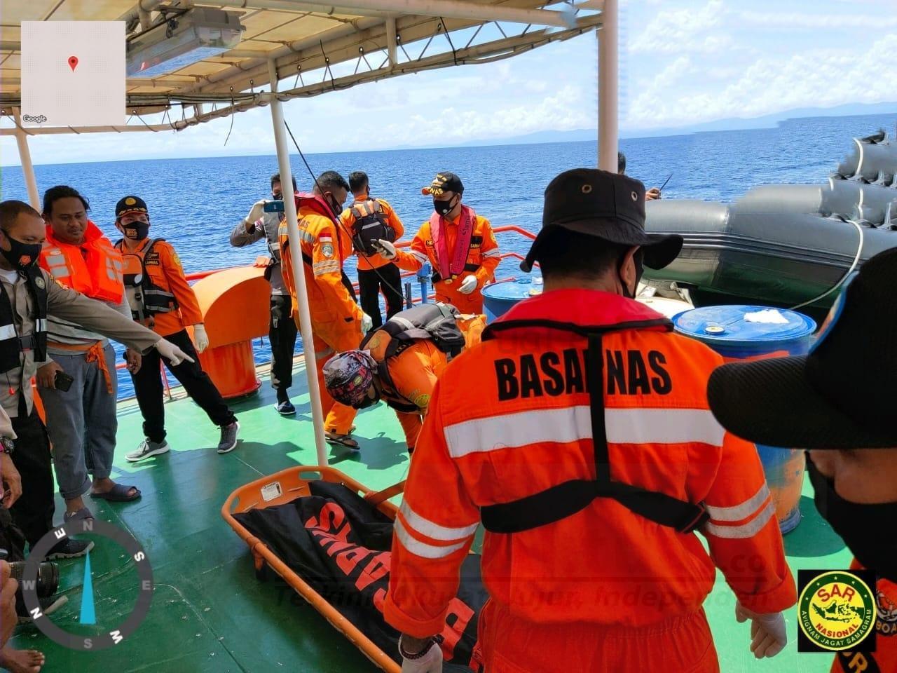 3 Hari Menghilang, Nelayan Ini Ditemukan Tewas di Perairan Urbinasopen R4 2 IMG 20200909 WA0039