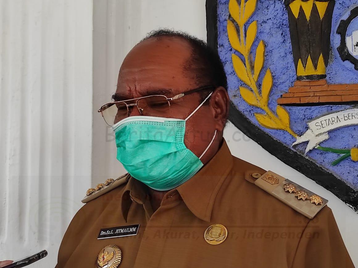 Walikota Sorong: Lockdown Bukan Solusi Meski Angka Covid-19 Meningkat 3 IMG 20200910 WA0000