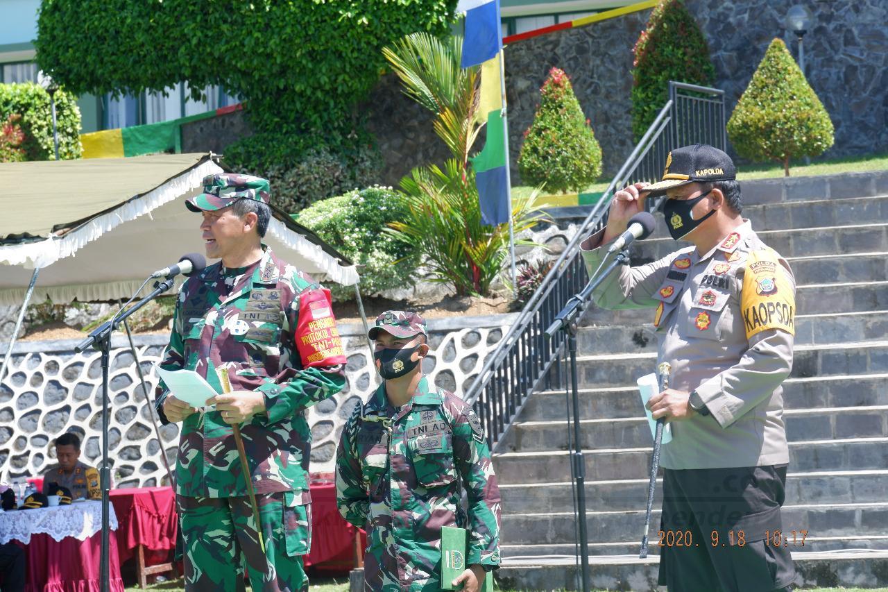 25 Anggota Polda Papua Barat Berstatus OTG Covid-19 15 IMG 20200918 WA0067
