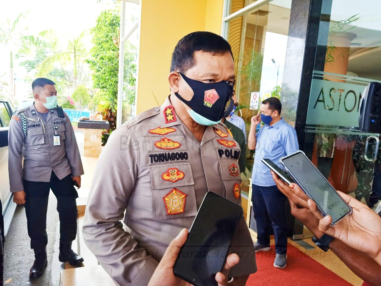 Kapolda PB: Warga Yang Tidak Pakai Masker Dapat Sanksi Baca Pancasila 1 IMG 20200926 WA0032