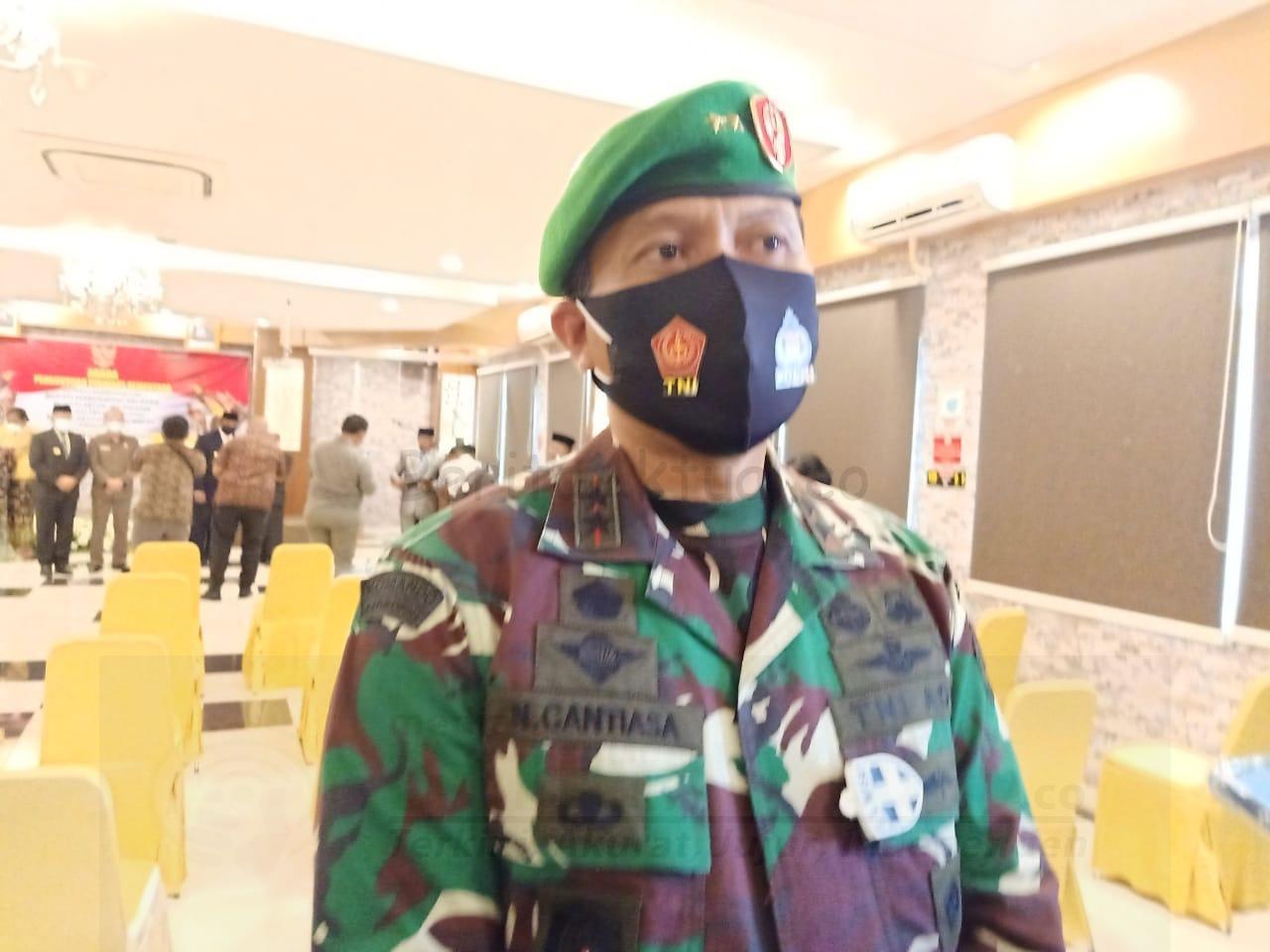 Pangdam XVIII Kasuari: Minggu Besok, 40 Kowad Berangkat Ikut Pendidikan di Bandung 1 IMG 20200926 WA0043