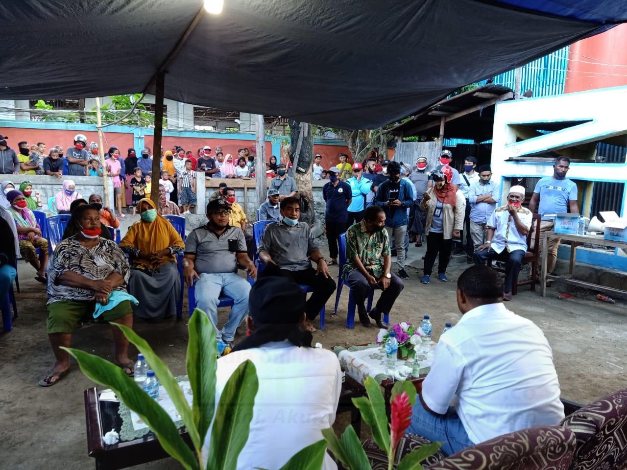 Komunitas Nelayan Borobudur Nyatakan Dukung HEBO di Pilkada Manokwari 2020 10 IMG 20201003 WA0007