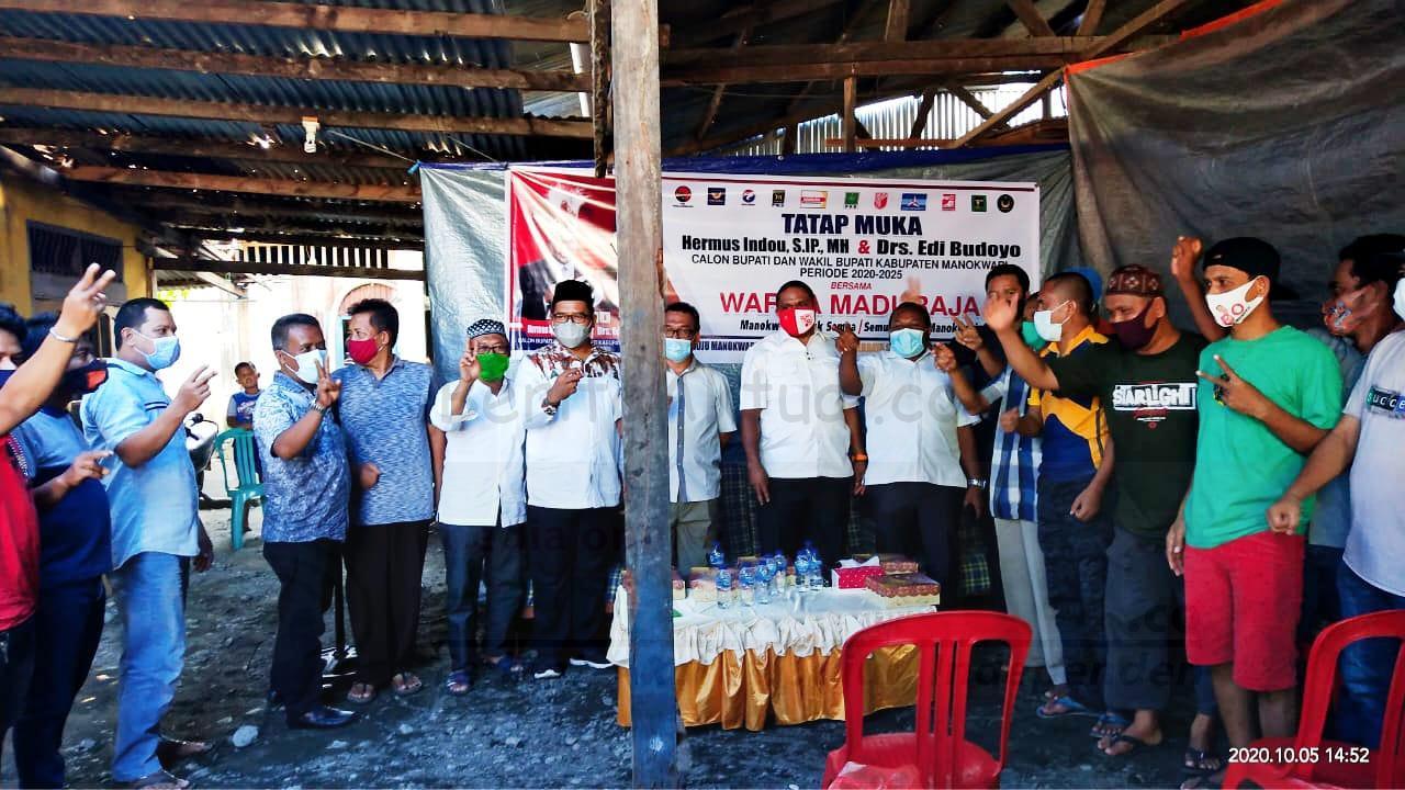 Kunjungi Warga Maduraja, Hermus Indou: Toleransi Antar Umat Harus Tetap Dijaga 1 IMG 20201005 WA0027