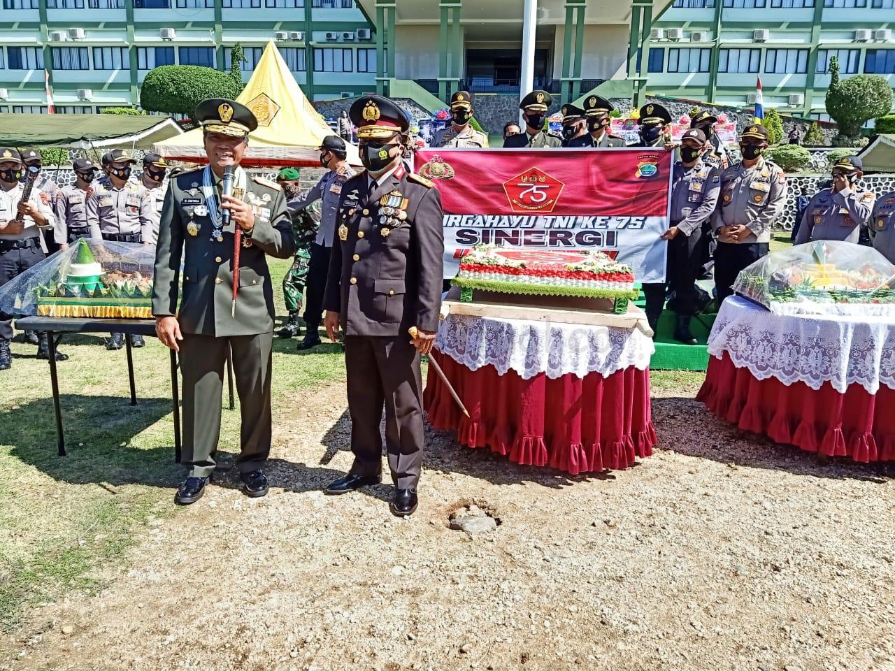 Kapolda Papua Barat: Polri Dan TNI Tak Bisa Dipisahkan 2 IMG 20201005 WA0044