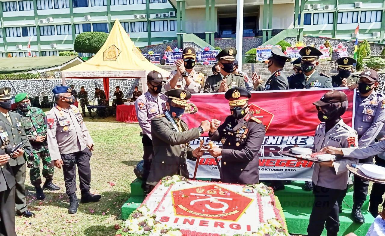 Kapolda Papua Barat: Polri Dan TNI Tak Bisa Dipisahkan 1 IMG 20201005 WA0045