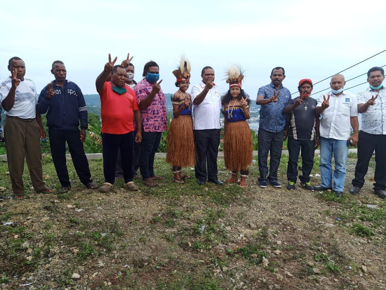 Pilkada Manokwari 3 Kampung Ini Siap Menangkan HEBO 5 IMG 20201007 WA0062