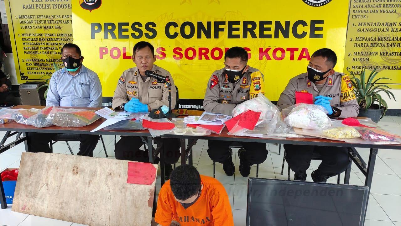 Pelaku Penganiayaan Ipar Edo Kondologit Terungkap, 15 Anggota Dapat Hukum 1 IMG 20201007 WA0064