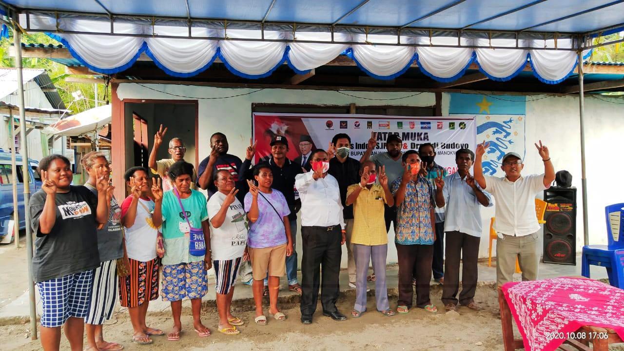 Keluarga Besar Wanma Manokwari Deklarasikan Diri Dukung HEBO 10 IMG 20201009 WA0000