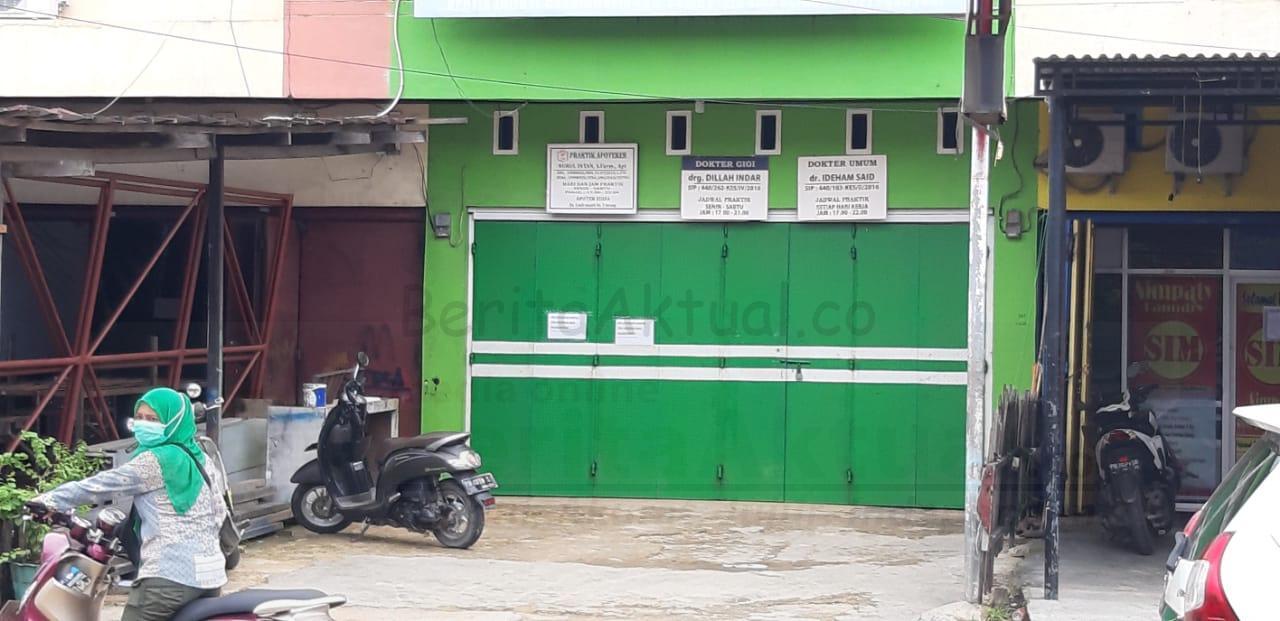 3 Klinik di Kota Sorong Ini Dilarang Lakukan Rapid Test 3 IMG 20201012 WA0034