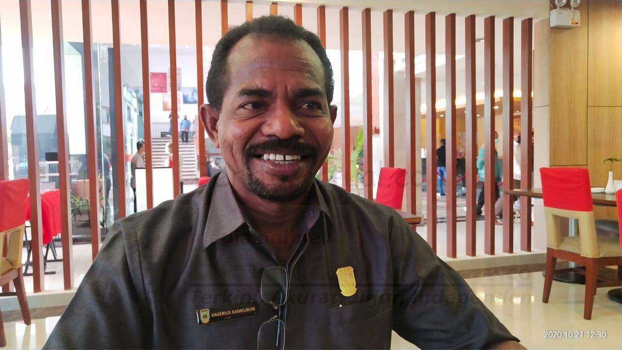 Xaverius Yakin Dan Optimis HEBO Menang di Pilkada Manokwari 1 IMG 20201021 WA0054