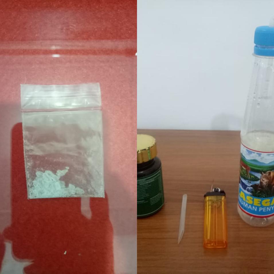 Miliki Sabu, AK Diringkus Satres Narkoba Polres Tebing Tinggi 4 IMG 20201002 1