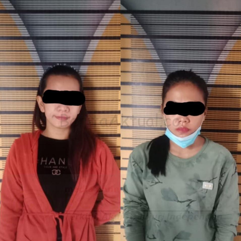 Polres Tebing Tinggi Ringkus 2 Wanita Pemilik Sabu, Keduanya Terancam 12 Tahun 4 IMG 20201006 1