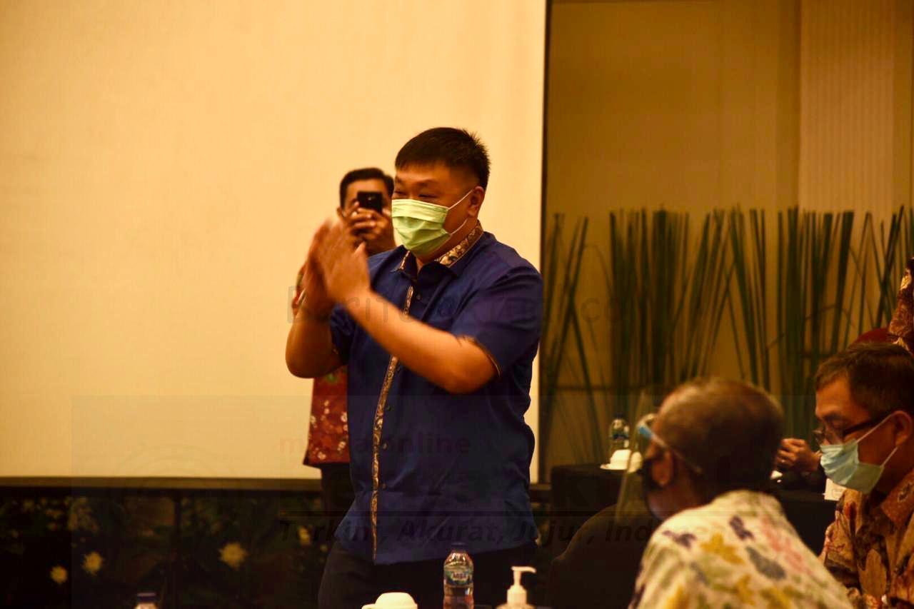 Kelebihan Konsentrat Freeport, Rico Sia: Jangan Export! Pengolahan Harus Dalam Negeri Agar Indonesia Jadi Negara Produsen 1 IMG 20201102 WA0048