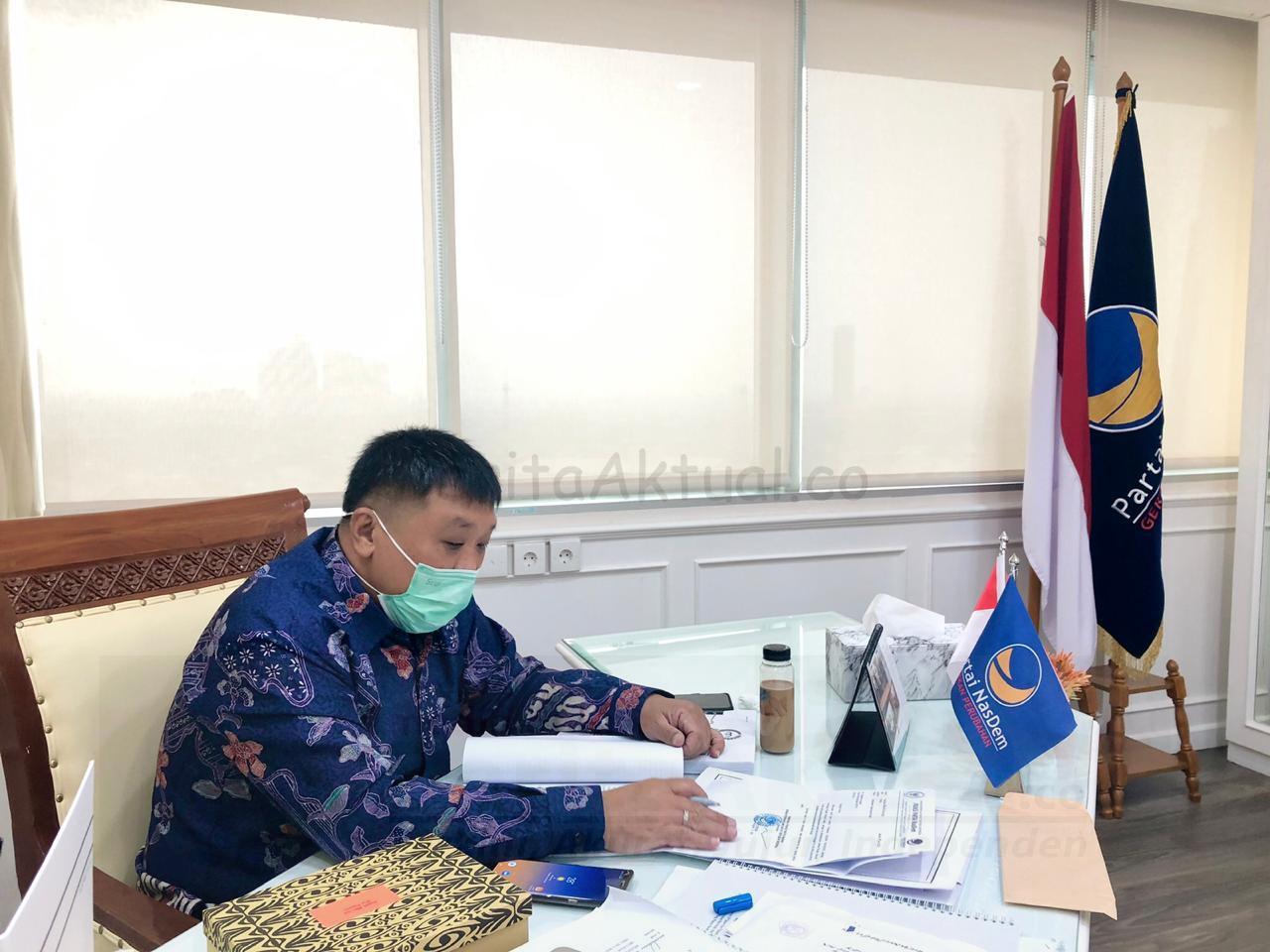 Vaksin China Akan Diproduksi di Indonesia, Rico Sia: Vaksin Merah Putih Mau Dikemanakan? 4 IMG 20201103 WA0044