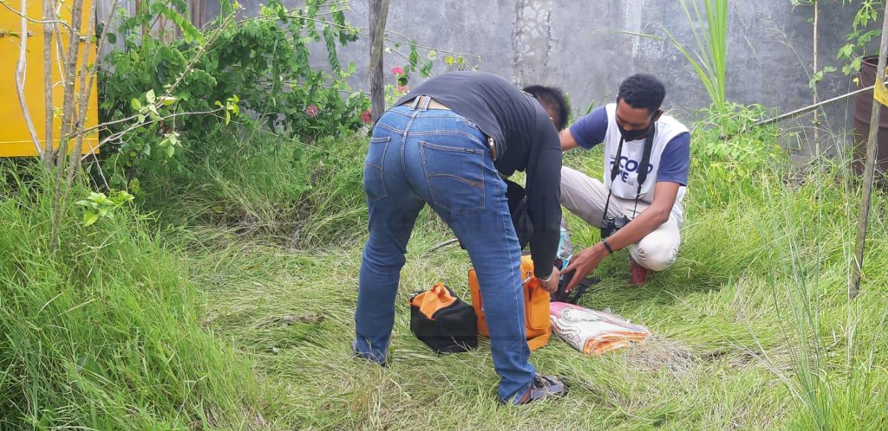 Warga Kladufuk Kota Sorong Gempar, Mayat Ditemukan Membusuk Dalam Kamar 1 IMG 20201106 WA0045