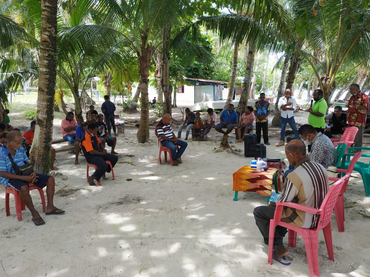 Warga Pulau Lemon Nyatakan Dukung HEBO Pasti Menang Pilkada 2 IMG 20201106 WA0071