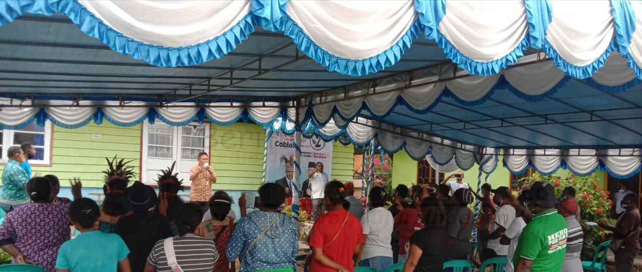 Hermus Indou: Wujudkan Manokwari Sebagai Pusat Peradaban, Butuh Pemimpin Yang Bertanggung Jawab 1 IMG 20201117 WA0008