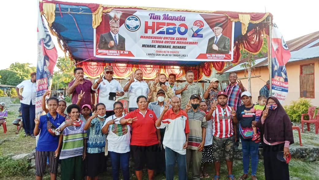 Lagi Dan Lagi, HEBO Dapat Dukungan Penuh Dari Keluarga Besar Yapen di Manokwari 18 IMG 20201118 WA0052