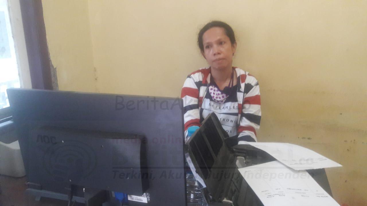 Proyek Jalan Menuju Kodim R4, CV Putri Dai Suly Tinggalkan Hutang Ratusan Juta 1 IMG 20201121 WA0010