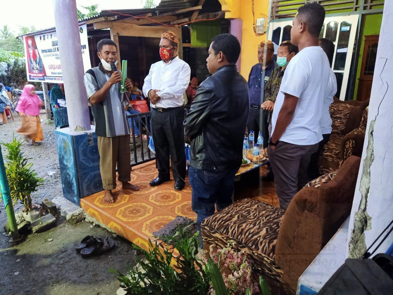 Keluh Jalan Rusak Sejak Tahun 1986, Warga Kampung Wariori Percaya Hermus-Edi Pimpin Manowari Pasti Peduli 2 IMG 20201127 WA0022