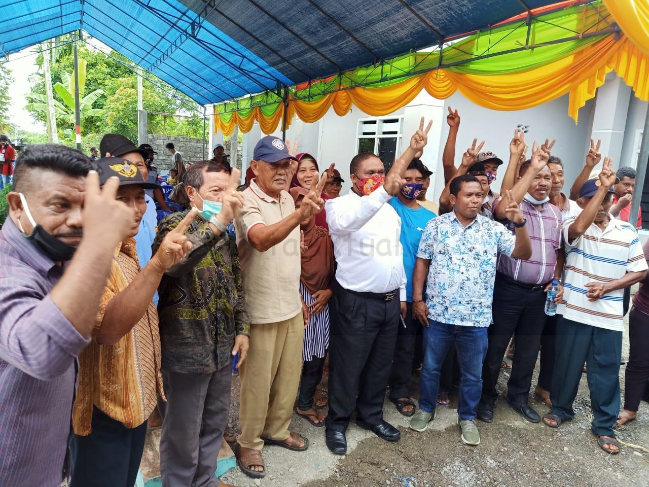 Hermus Sampaikan Ini Saat Warga Kampung Wapramasi Keluhkan Air Bersih, Irigasi Sering Kotor 18 IMG 20201127 WA0032