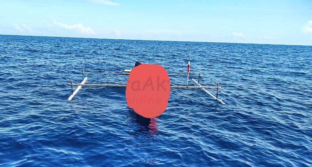 Hari Kedua Pencarian, Basarnas Manokwari Temukan SF Meninggal Dunia di Perairan Nuni 1 20201214 132600