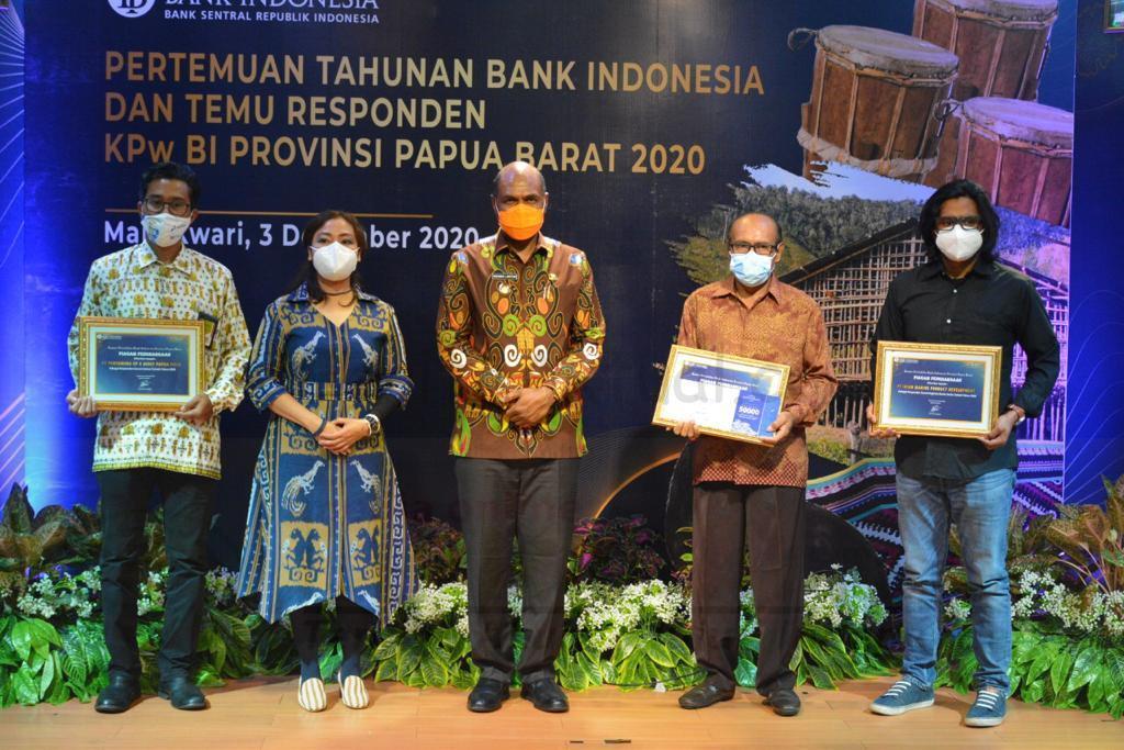 Perekonomian Papua Barat Tahun 2020 Menurun, 2021 Diperkirakan Kembali Pulih 2 IMG 20201204 WA0011
