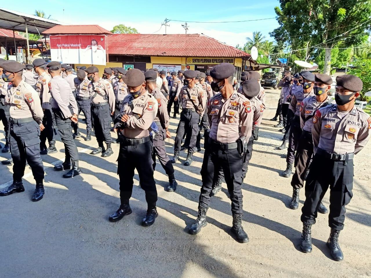 493 Personil Polres Manokwari Disiapkan Amankan Pilkada 1 IMG 20201206 WA0021