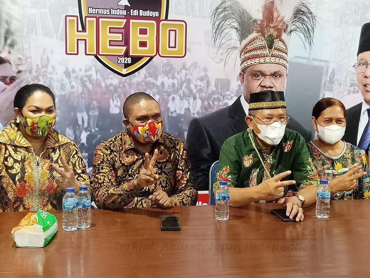 HEBO: Harus Konsisten Dengan Pernyataan Siapapun Yang Menang Tidak Ada Gugatan 4 IMG 20201210 WA0003
