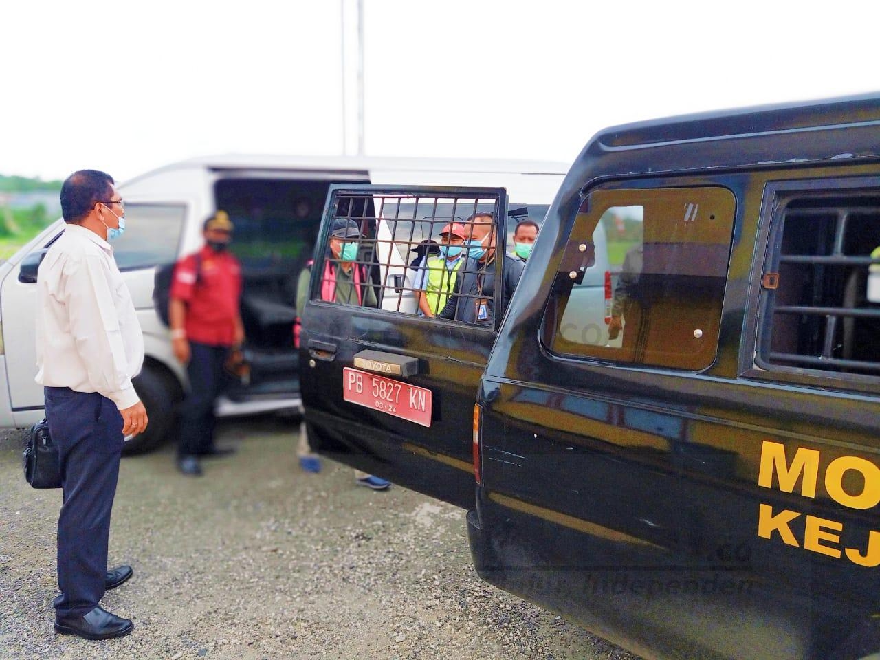 Kabur ke Jakarta, Terpidana Kasus Amdal Teluk Wondama Ini Ditangkap di Cilincing 1 IMG 20201214 WA0035