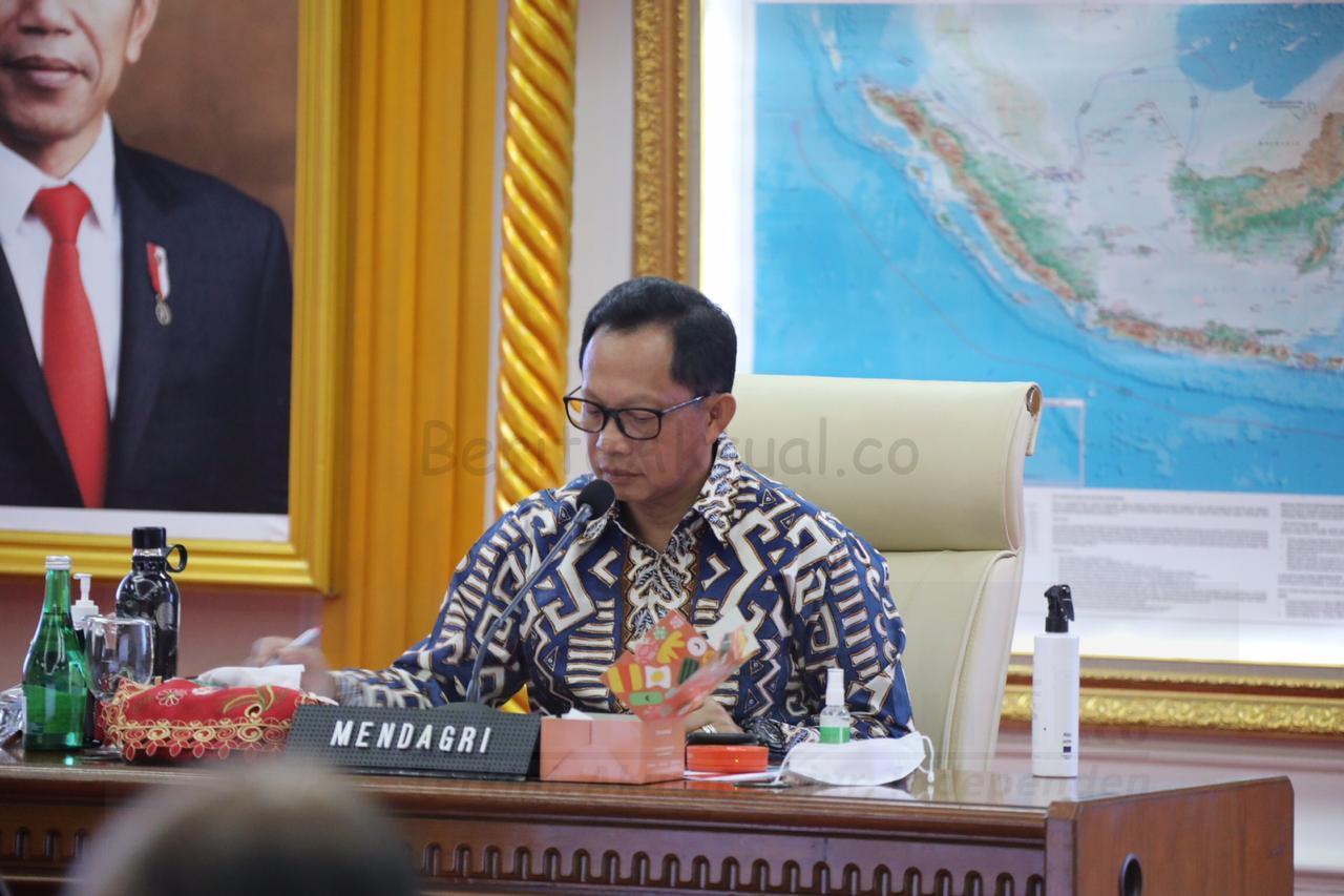 Mendagri Tito Karnavian : Keluarkan Instruksi Pemberlakuan Pembatasan Kegiatan 1 IMG 20210107 WA0049