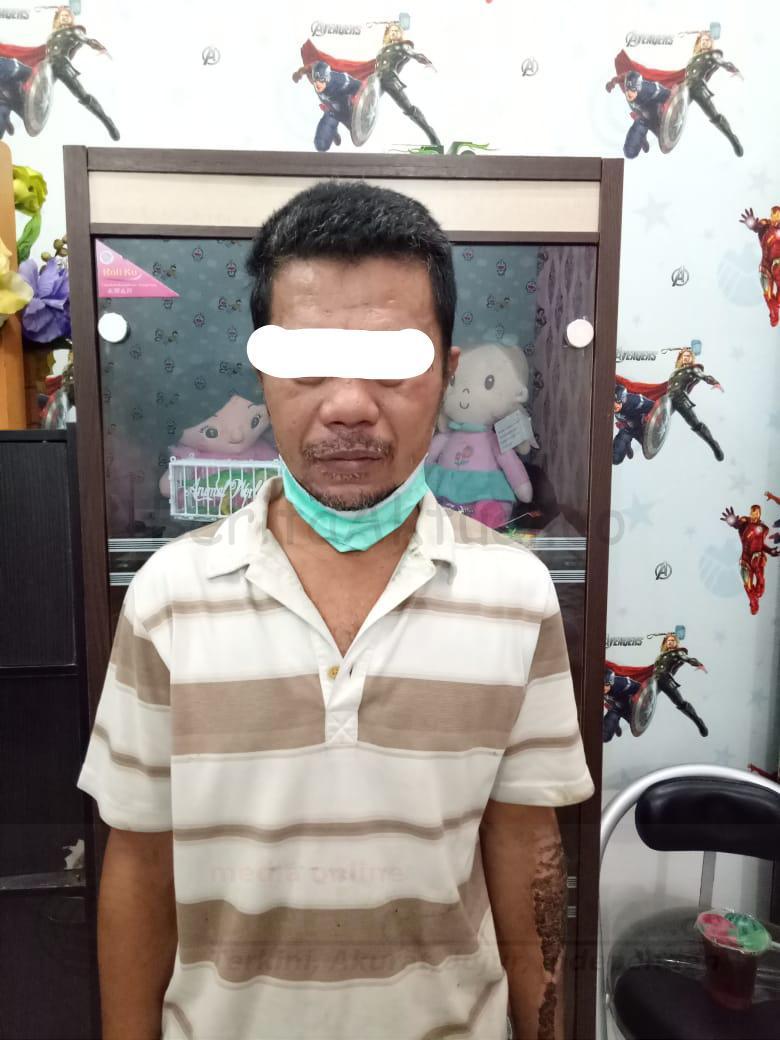 Pukul Remaja Hingga Babak Belur, HZ Warga Bahilang Mandailing Dipolisikan 1 IMG 20210112 WA0024