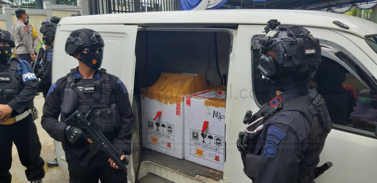 2.600 Vaksin Covid Tiba di Kota Sorong, Tokoh Adat MOI: Vaksinasi Harus Sukarela Tidak Boleh Dipaksa 3 IMG 20210114 WA0048