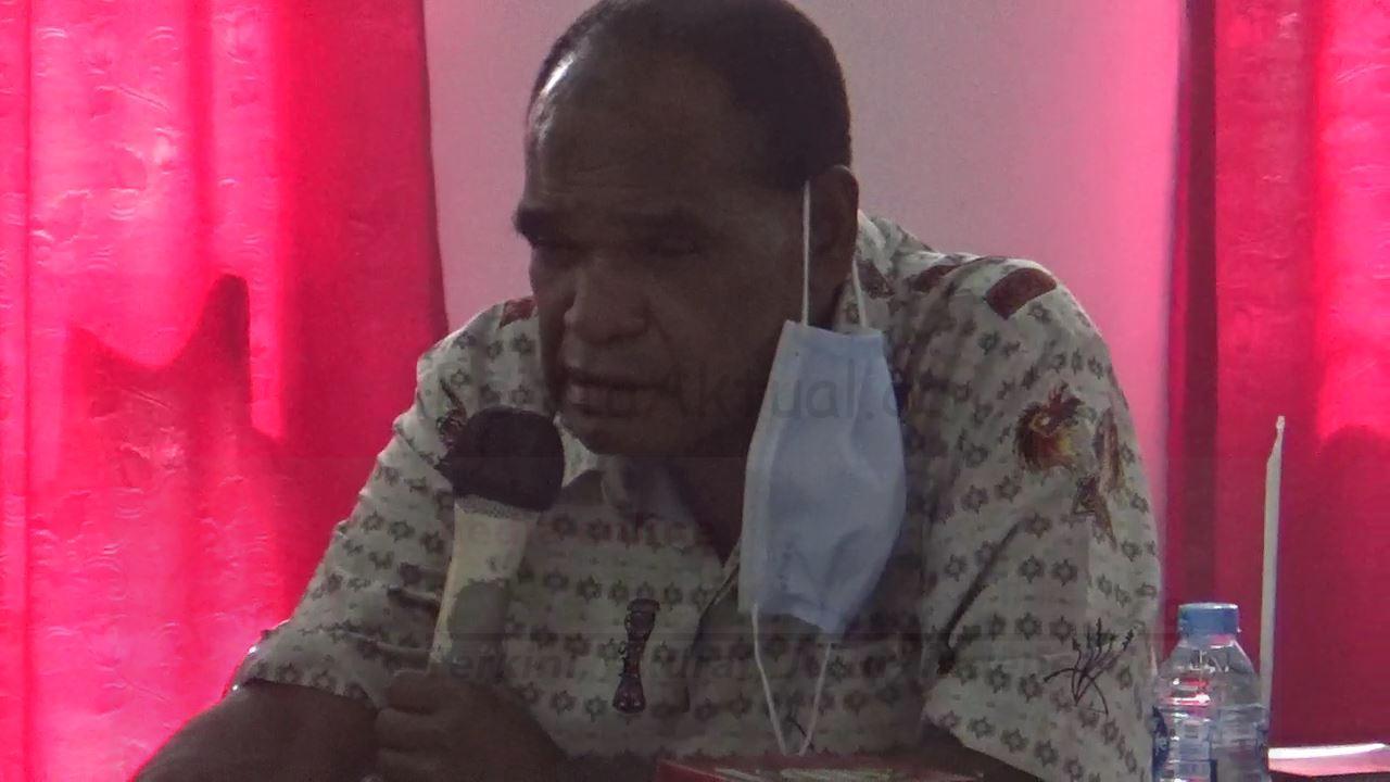 2.600 Vaksin Covid Tiba di Kota Sorong, Tokoh Adat MOI: Vaksinasi Harus Sukarela Tidak Boleh Dipaksa 5 IMG 20210114 WA0053