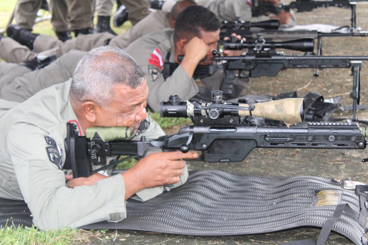 Dansat Brimob Bersama Anggota Batalyon Latihan Menembak Berbagai Jenis Senjata 24 IMG 20210119 WA0378