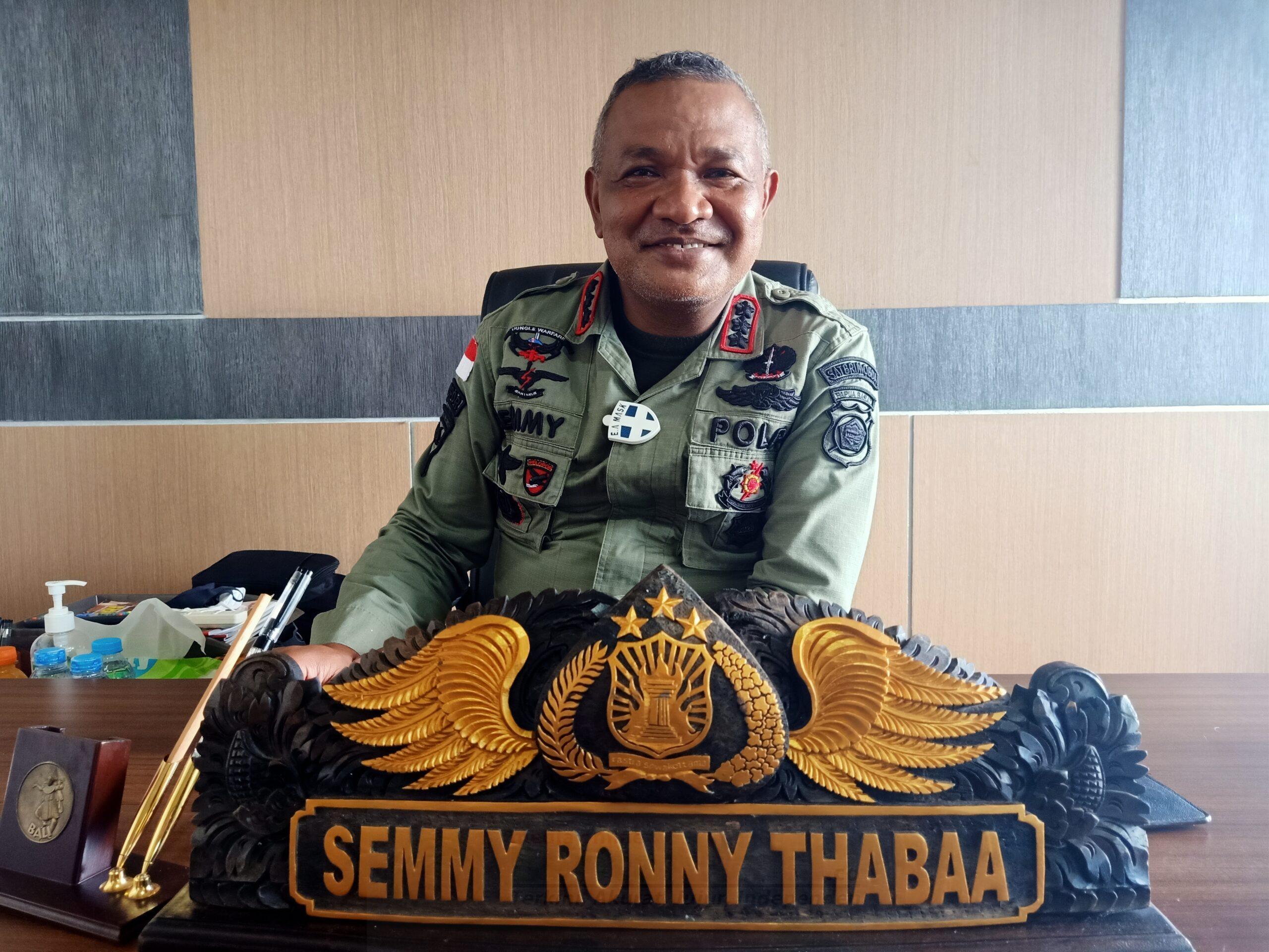 Ditarik Kembali ke Kesatuan Anggota Brimob Polda Papua Barat Bertugas Mengawal Vaksin Covid-19 1 IMG20201223163515 scaled