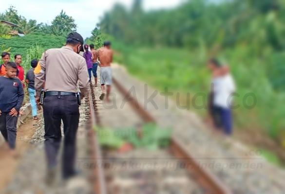 Seorang Pria 65 Tahun Tewas Digilas Kereta Api Jurusan Kisaran - Medan 1 IMG 20210129 005333